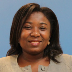 Akua Odi Boateng, MS, RDN, LD : Director of WIC